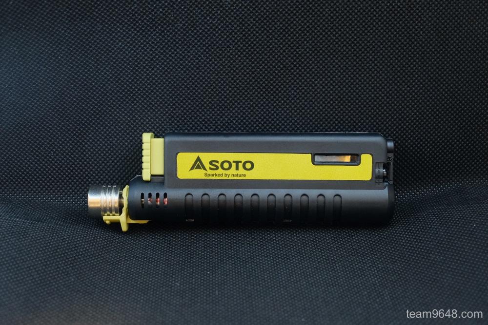SOTO スライドガストーチ ST-480