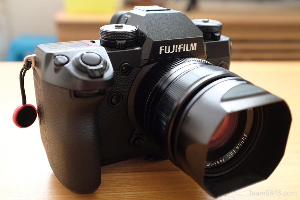 FUJIFILM X-H1購入レビュー 強力な手振れ補正やレスポンスの良さが魅力。安心して長く使えるカメラ。