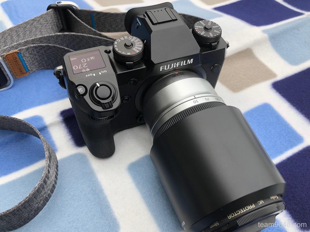 富士Xマウントの格安望遠レンズ XC50-230mmF4.5-6.7 OISⅡ で幼稚園の運動会に挑んだ