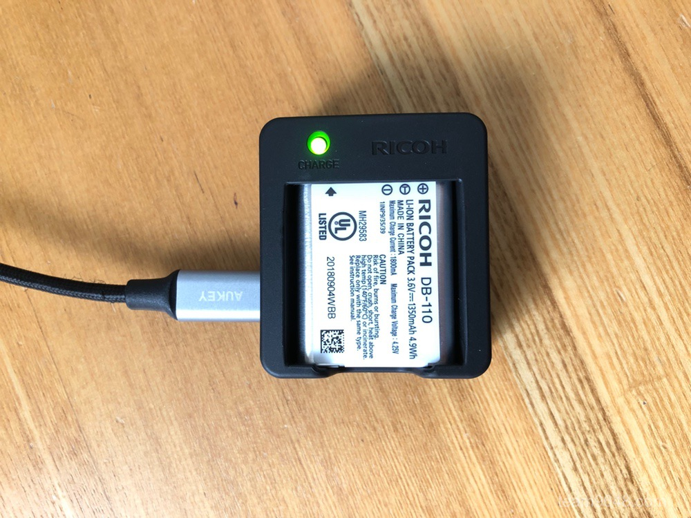 GR3 バッテリー充電器 BJ-11