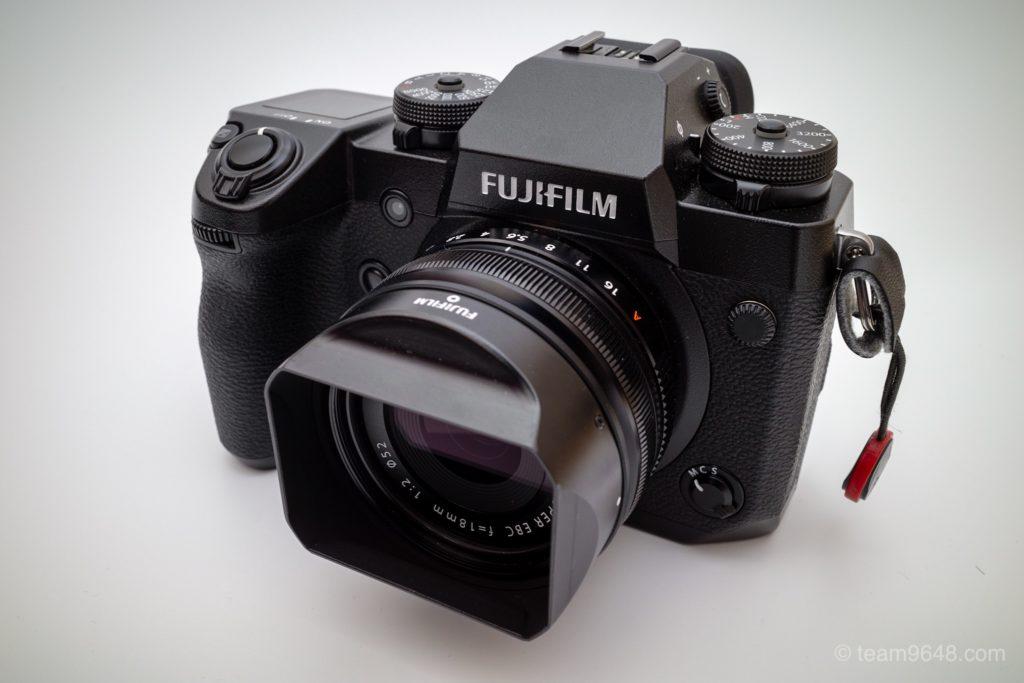 FUJIFILM(富士フイルム) XF18mmF2 Rレビュー。小型軽量で使いやすい焦点距離が魅力