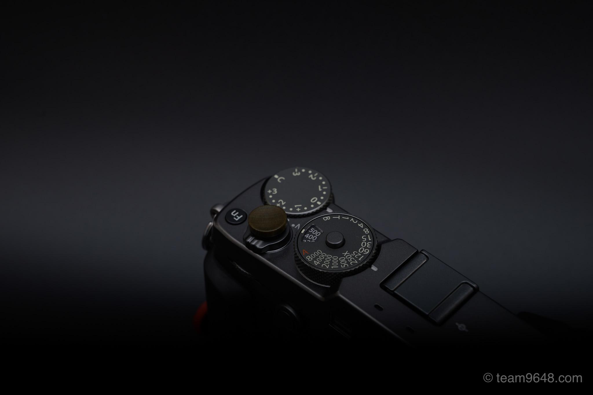 X-Pro2 木製ソフトレリーズ