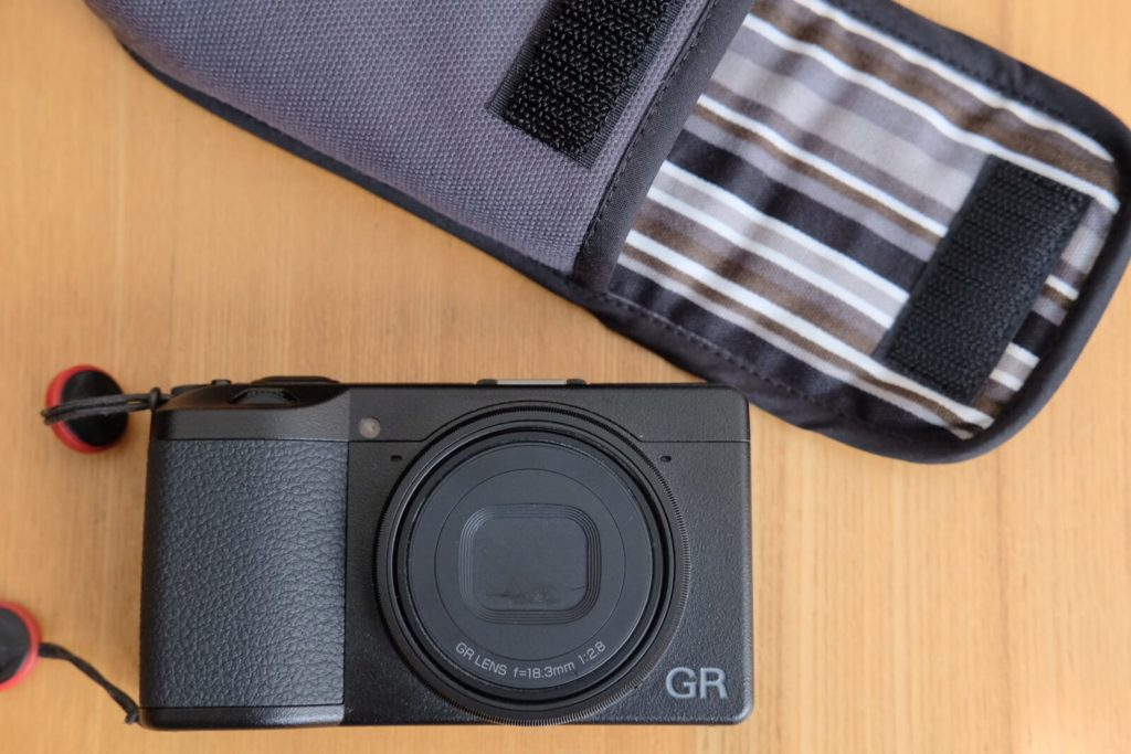RICOH GR3をカジュアルに使うためのケース「suono(スオーノ)」を購入