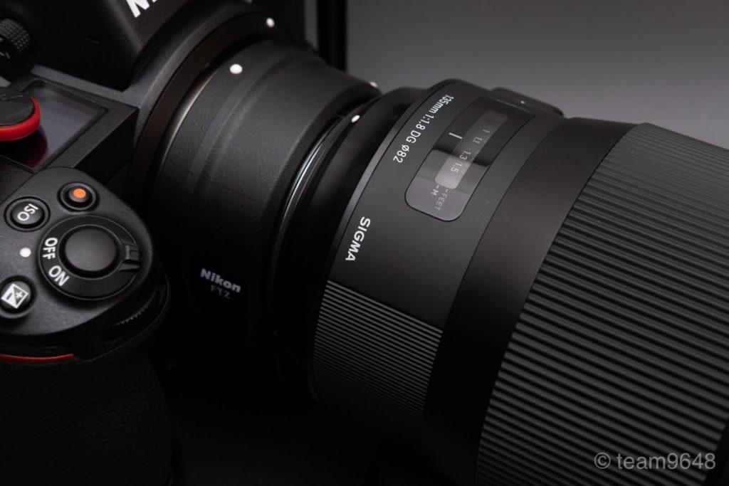 Z6 SIGMA 135mm