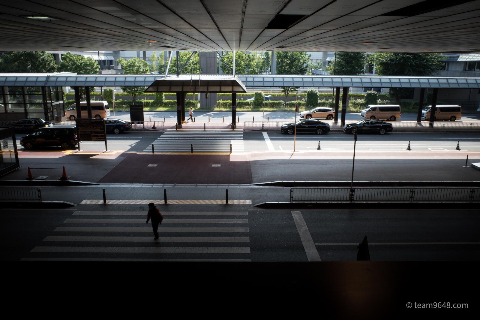 夏休みの成田空港撮り歩き